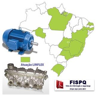 FISPQ - Ficha de Informacao de Seguranca de Produtos Químicos