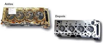 Descarbonizante para cabeçote de alumínio