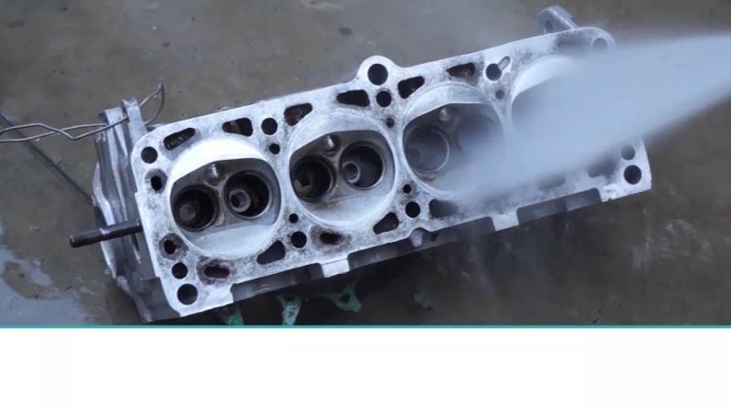 Descarbonizante para motor diesel