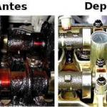 Descarbonizante químico