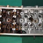 Descarbonizante para retifica de motores