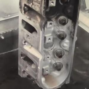 Desengraxante para lavar motor